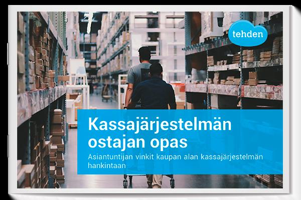 Maksuton opas: Kassajärjestelmän ostajan opas