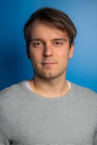 Tekninen päivystäjä Oskari Vahala