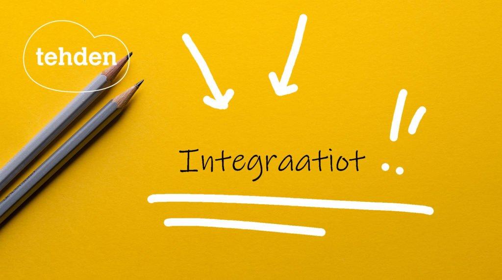 Pieni integraatiosanasto osa 1: mikä integraatiossa maksaa?