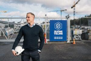 Tehden asiakastarina | Suomi Teline