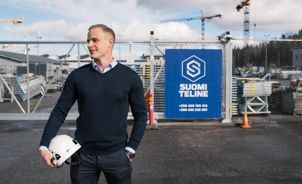 Tehden asiakkaat | Suomi Teline